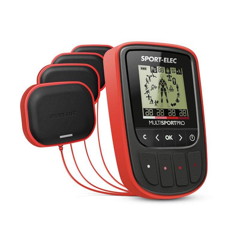 Multisport pro Multisport Pro abdominal électrodes muscles longs